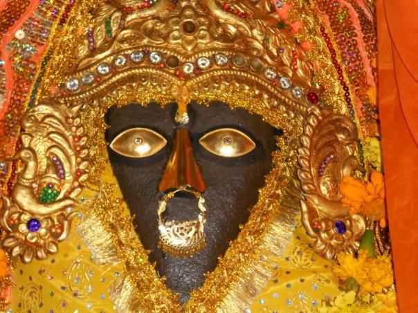 Photo Image of Mata Baglamukhi situated at bankhandi temple near kangra himachal pradesh in india