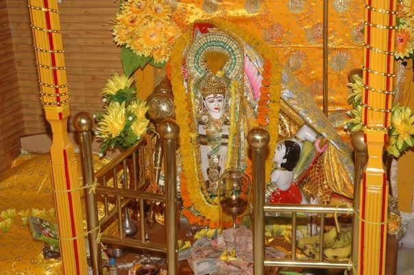 Download Picture Image of Baglamukhi Mata