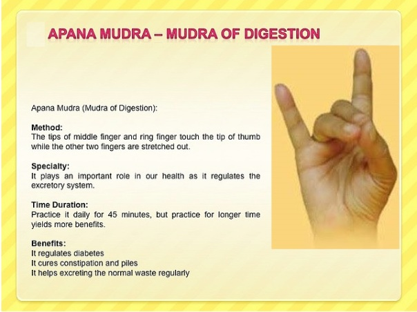 Apana Mudra Health Benefits