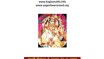 Baglamukhi Sadhana Baglamukhi Mantra Baglamukhi Puja Vidhi By Shri