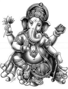 Chaur Ganesh Mantra चौर गणेश मंत्र for Mantra