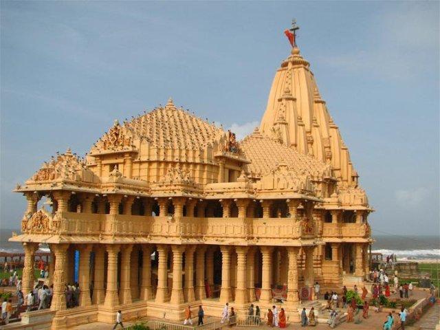 Somnath Temple सोमनाथ मन्दिर